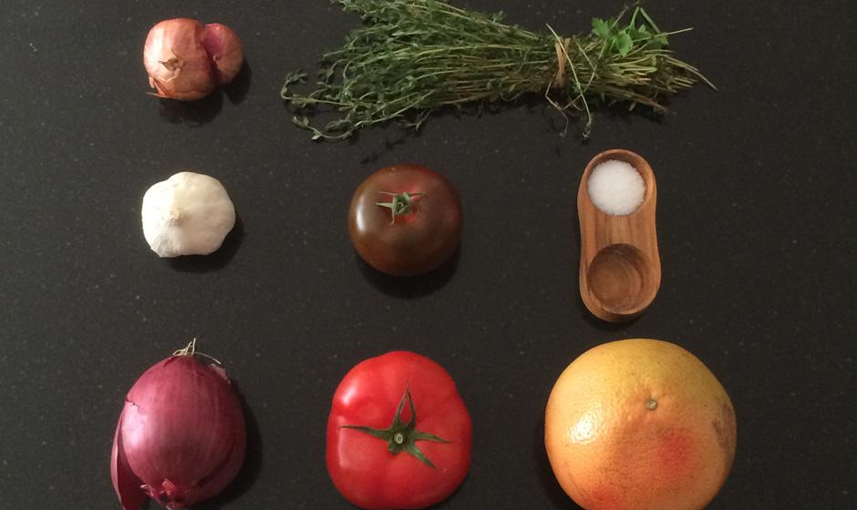 Tomato Grid